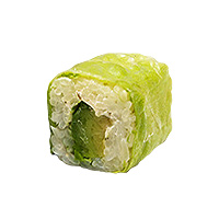 Springroll Avocat Cheese