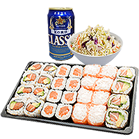 Menu Tumaki XL